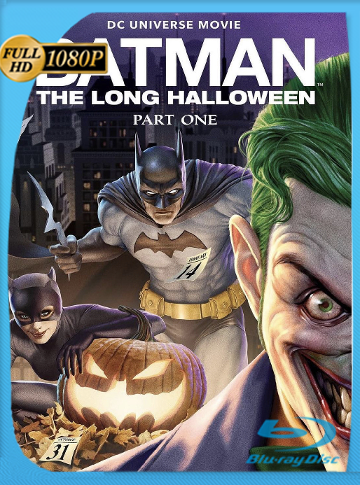 Batman: The Long Halloween, Part One (2021) [BRRip 1080p] Latino [GoogleDrive]