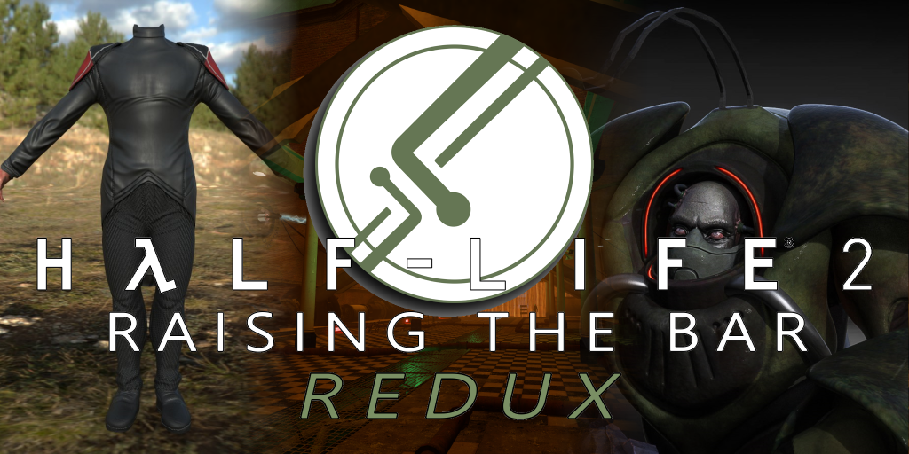 Half Life 2: Raising the Bar Redux Division 1.2 Mod Available For Download