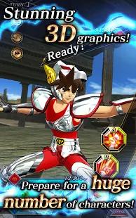 Download Saint Seiya Shining Soldiers Apk English Global