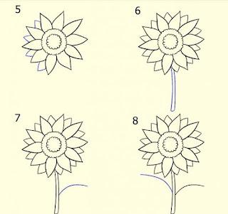 Cara Menggambar Hewan Dan Tumbuhan