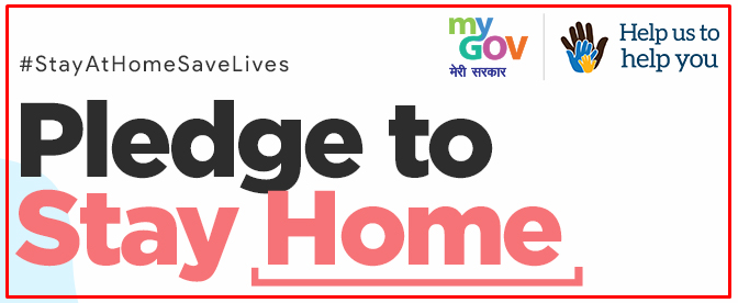Stay At Home Certificate