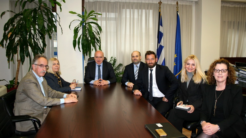 Συνεργασία της Περιφέρειας ΑΜ-Θ με τον διεθνή Οργανισμό Οικονομικής Συνεργασίας και Ανάπτυξης