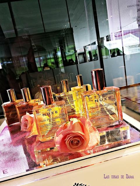 Huile Prodigieuse Florale  Nuxe aceite prodiguioso multiusos beauty belleza farmacia