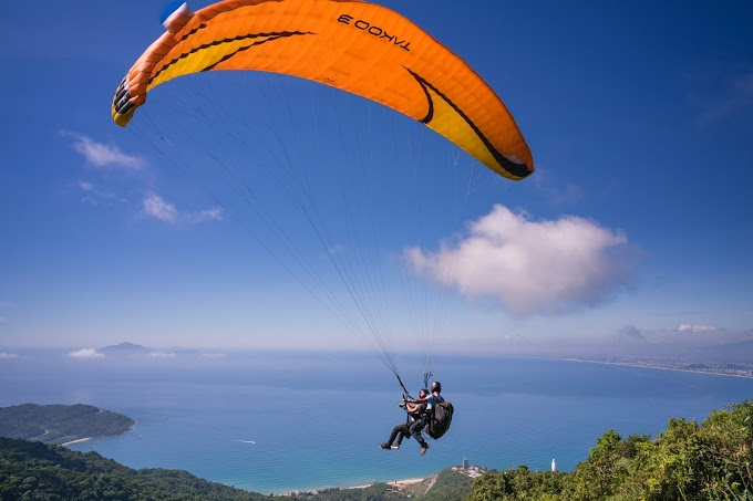 Paragliding - A Detailed Guide | himalayanfever