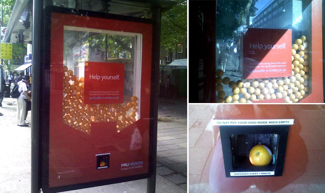 25 Clever And Unusual Bus Stop Advertisements Part 2