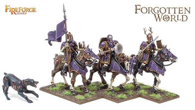 Forgotten World: cavalieri non-morti