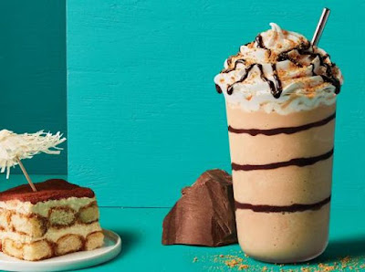 The Coffee Bean S 2020 Summer Menu Includes New Tiramisu Ice Blended And 3 Regular Ice Blendeds Brand Eating
