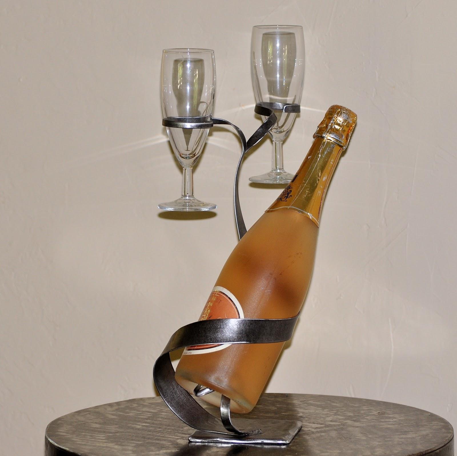 createur d objets deco en fer forge bougeoirs luminaires porte bouteille