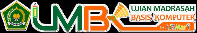 logo ujian madrasah berbasis komputer (umbk)
