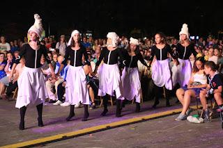 Concierto de Kepa Junkera en las fiestas de Barakaldo