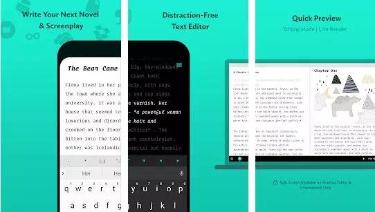 Aplikasi untuk Penulis dan Jurnalis (Android & iOS)-9