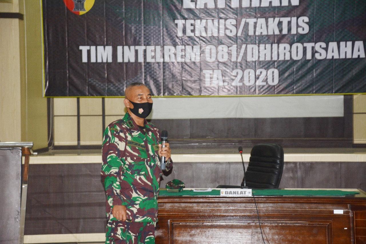 Latnistis Timintelrem 081/DSJ TA. 2020