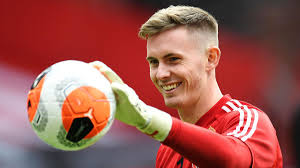 Manchester United keeper Henderson reveals he can learn from De Gea