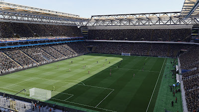 PES 2021 Konami Missing Stadium for Stadium Server