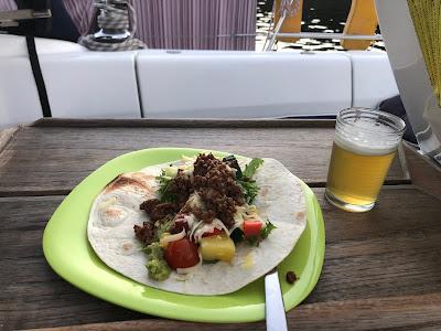 Taco, Olavssundet