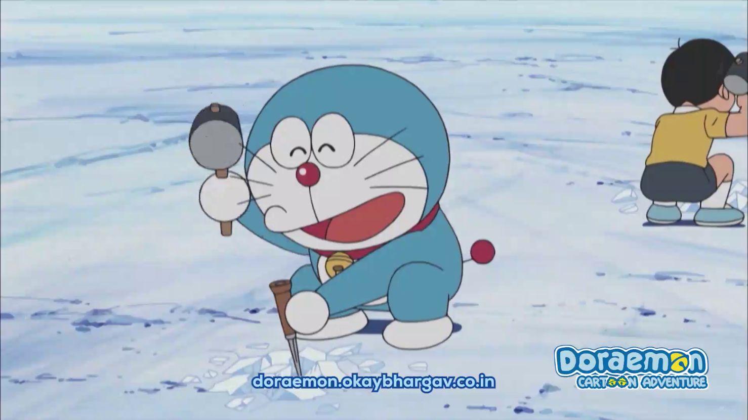 Doraemon Episode 6-Transform, Transform, and Transform Again | The Little House on the Big Ice Mountain Season 16