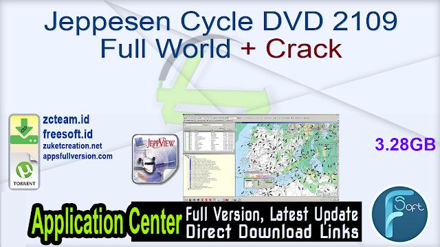 Jeppesen Cycle DVD 2109 Full World + Crack_ ZcTeam.id