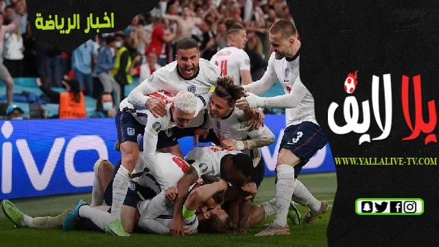 نجم منتخب إنجلترا تاريخ إيطاليا في الفوز بالبطولات لن يكون عاملاً في النهائي