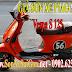 Giá sơn xe máy Piaggio Vespa S 125