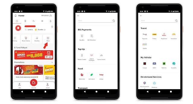 Kelebihan Boost Apps Berbanding eWallet Lain