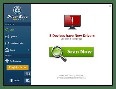 Cara Instal Driver Laptop Secara Otomatis dengan Mudah | carabaru.net