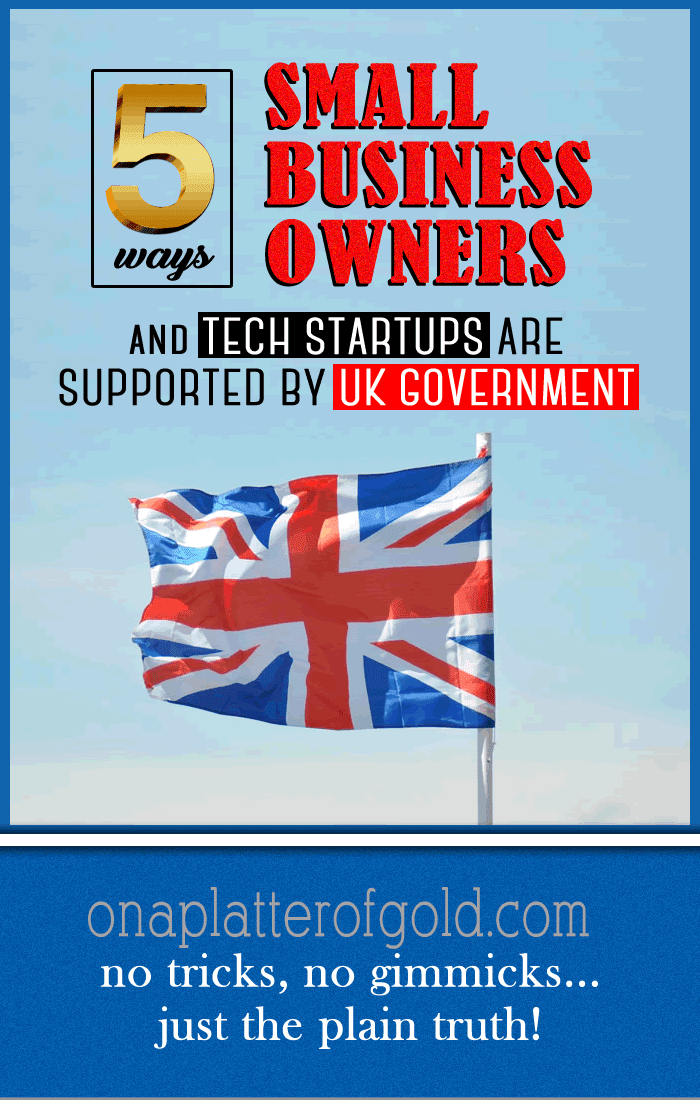 5 Ways UK Government Supports Young Entrepreneurs And Tech Startups