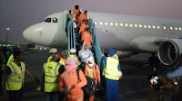 MORE 181 NIGERIANS RETURN FROM LIBYA