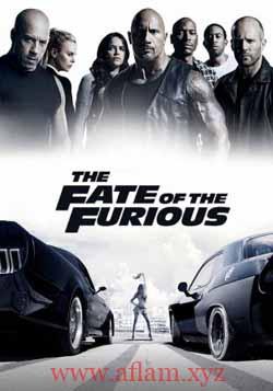 مشاهدة فيلم The Fate of the Furious 8 2017 Extended مترجم