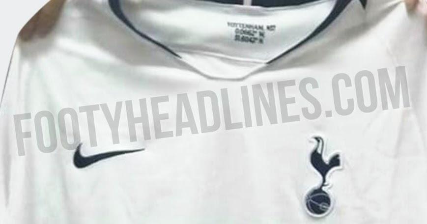 e0e8c016e0d7a NEW Pictures  Nike Tottenham Hotspur 18-19 Home Kit Leaked