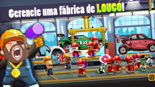 Motor World Car Factory apk mod