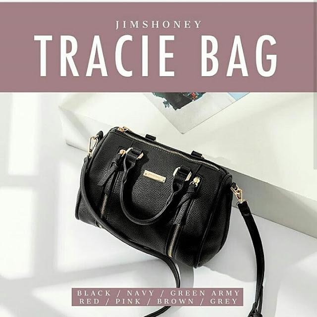 Jims Honey Tracie Bag Black