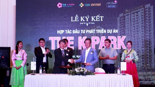 Giới thiệu chủ đầu tư dự án Chung cư The K-Park