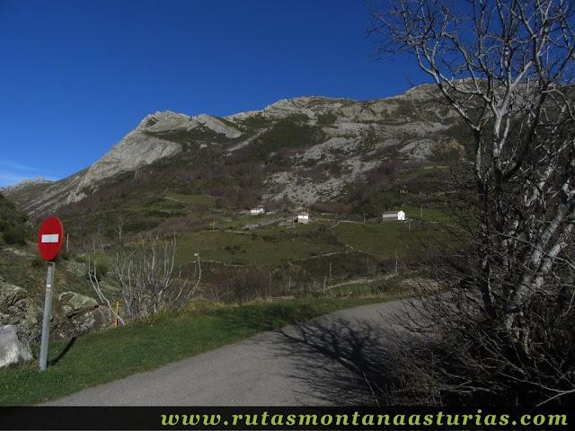 Fin ruta Llamardal