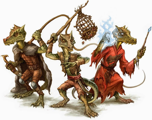5 aventuras para personajes de nivel 1 Kobolds