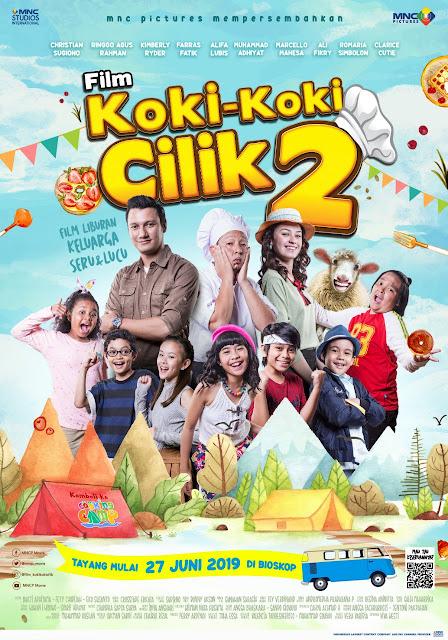 Koki-koki Cilik 2, Film Keluarga Untuk Mengisi Liburan Anak