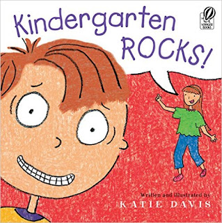 kindergarten books, starting kindergarten books