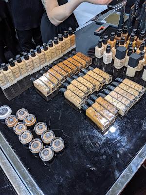 NARS Cosmetics display at IMATS Toronto 2019 - www.modenmakeup.com