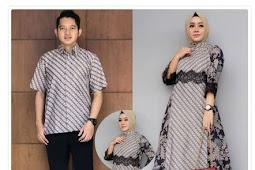 30+ Model Baju Couple Terbaru, Batik, Gamis, Kaos, Kemeja, Pesta, Sweater, Keluarga