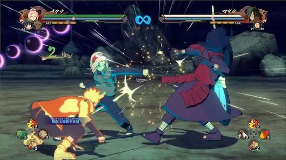 Download Game Naruto Shippuden Ultimate Ninja Storm 4 PC