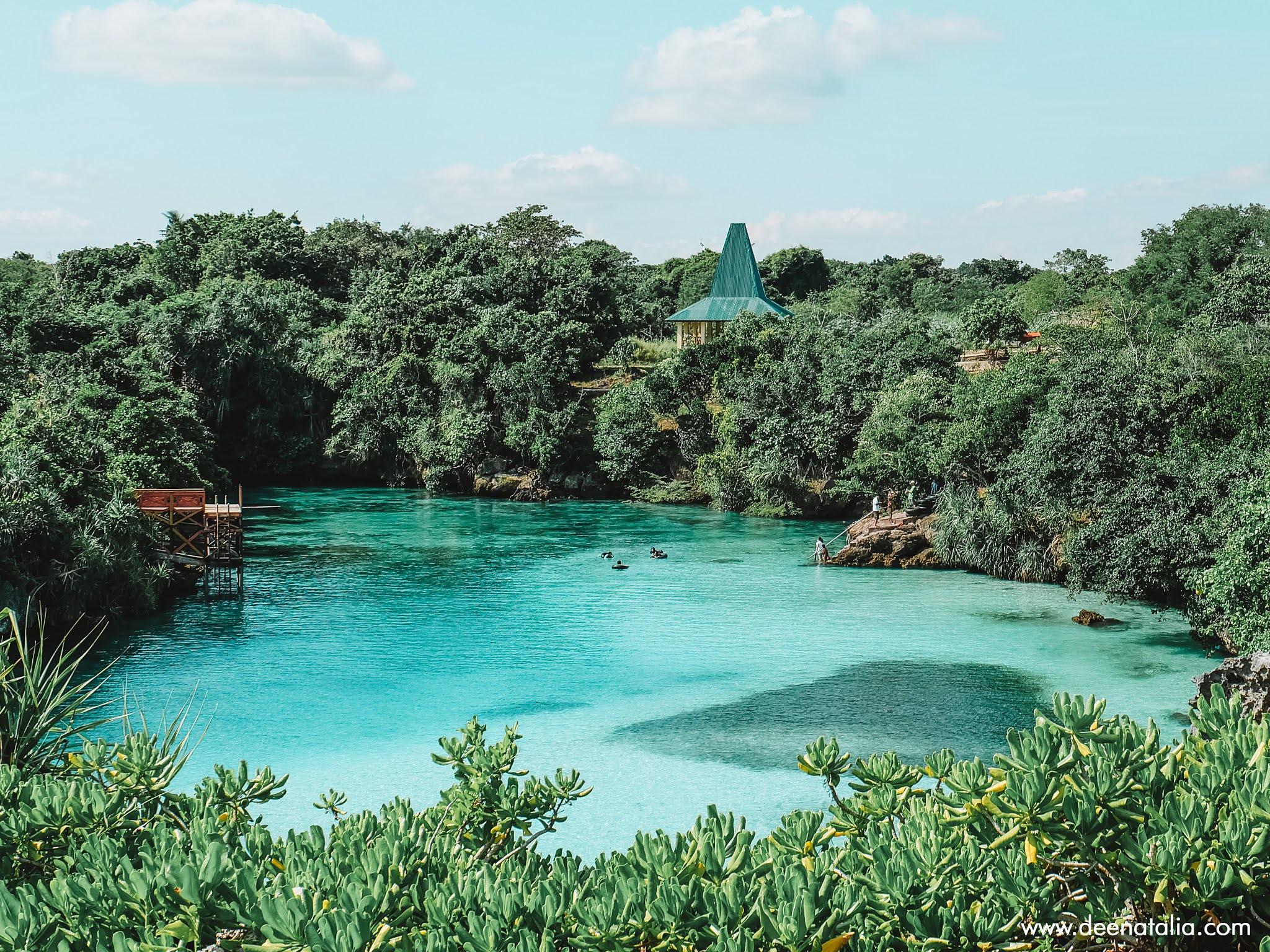 Danau Weekuri Sumba