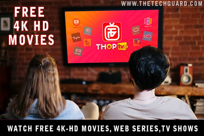 Watch Free Movies, TV Shows and Web Series | THOPTV APK For Android | PC | iOS | FireStick & FireTV Free Download
