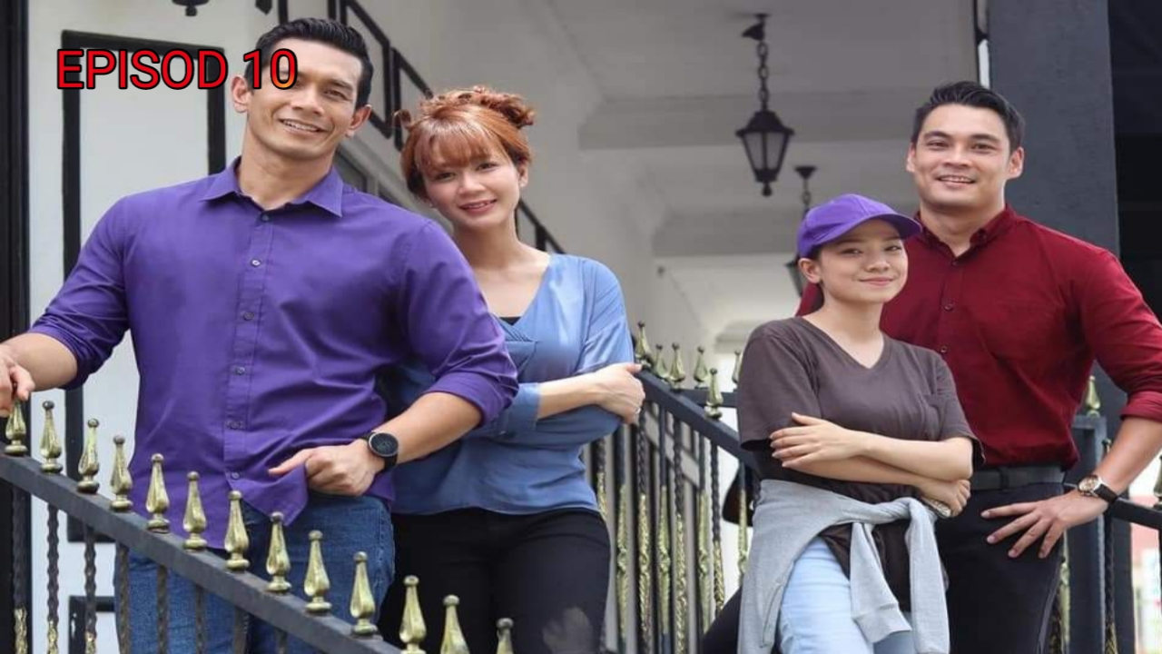 Tonton Drama Cukup Derita Itu Episod 10 (Samarinda TV3)