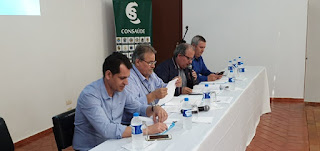 CONSAÚDE realiza Assembleia de Prefeitos em Pariquera-Açu