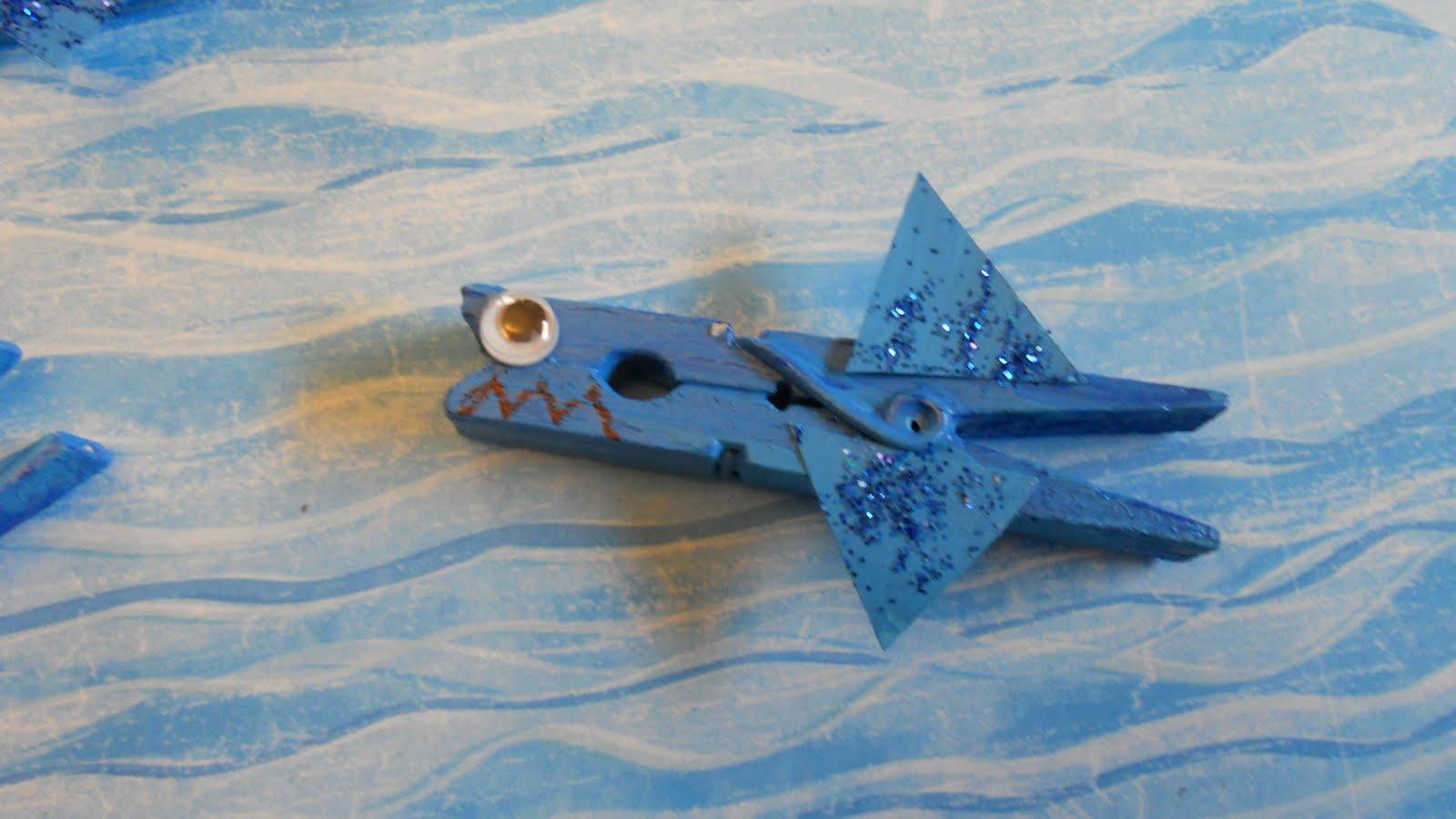 Craft Ideas With Sharks Teeth
