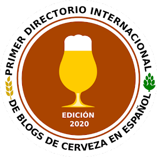 Reconocimiento del Directorio Internacional de Blogs de Cerveza en Español