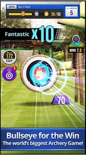 Game Archery King V1.0.7 MOD Apk ( Unlimited Money )