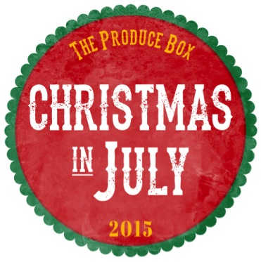 Merry Christmas In July Clipart.Merry Merry Merry It S Christmas In July The Produce Box