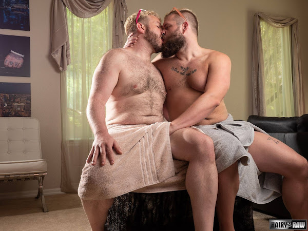 #Hairy and #Raw - Lion Reed and John Thomas