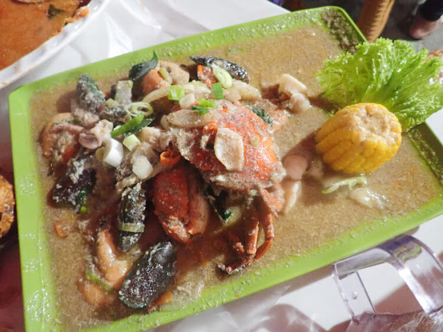 seafood lada hitam, kuliner seafood rawamangun