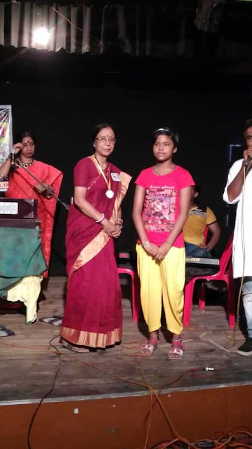 Annual Cultural Program Of মালঞ্চ আবৃত্তি সংস্থা, 2019